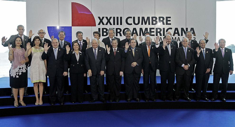 ¿Estás a favor de la Cumbre Iberoamericana?