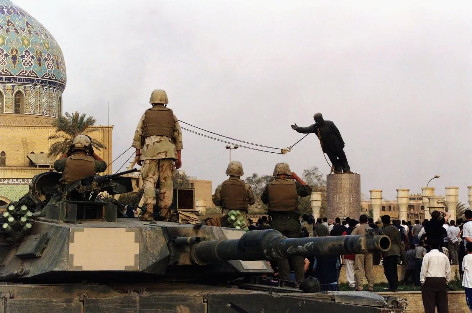 ¿Estuviste o estás de acuerdo con la intervención de España en Irak?