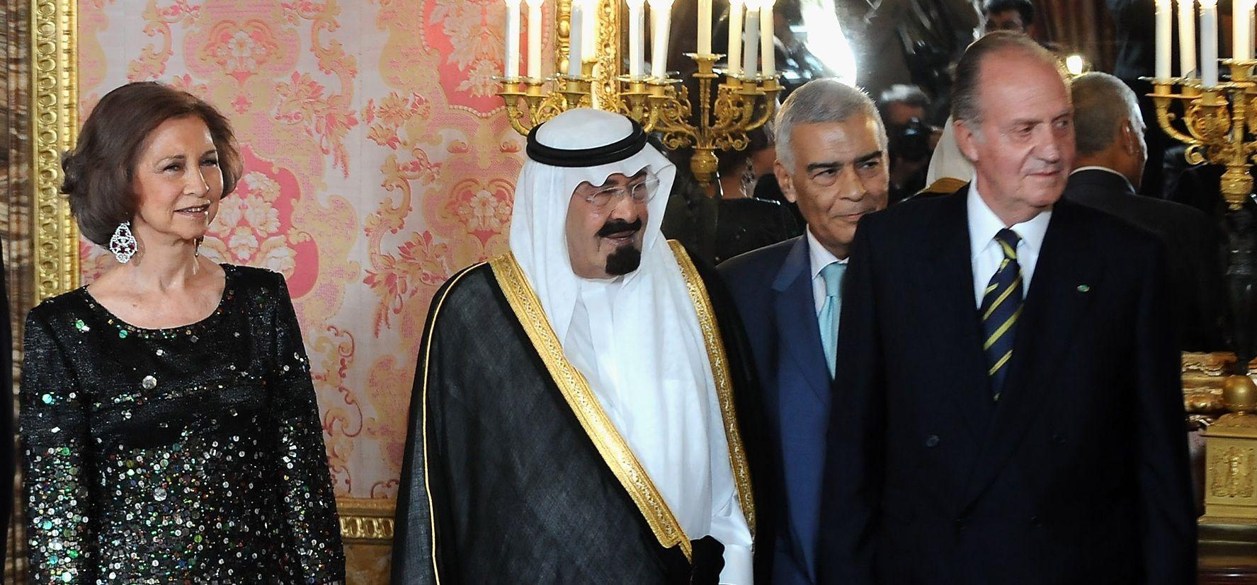 España tiene muy buenas relaciones con Arabia Saudí (monarquía absoluta). ¿Qué comentarios tienes?