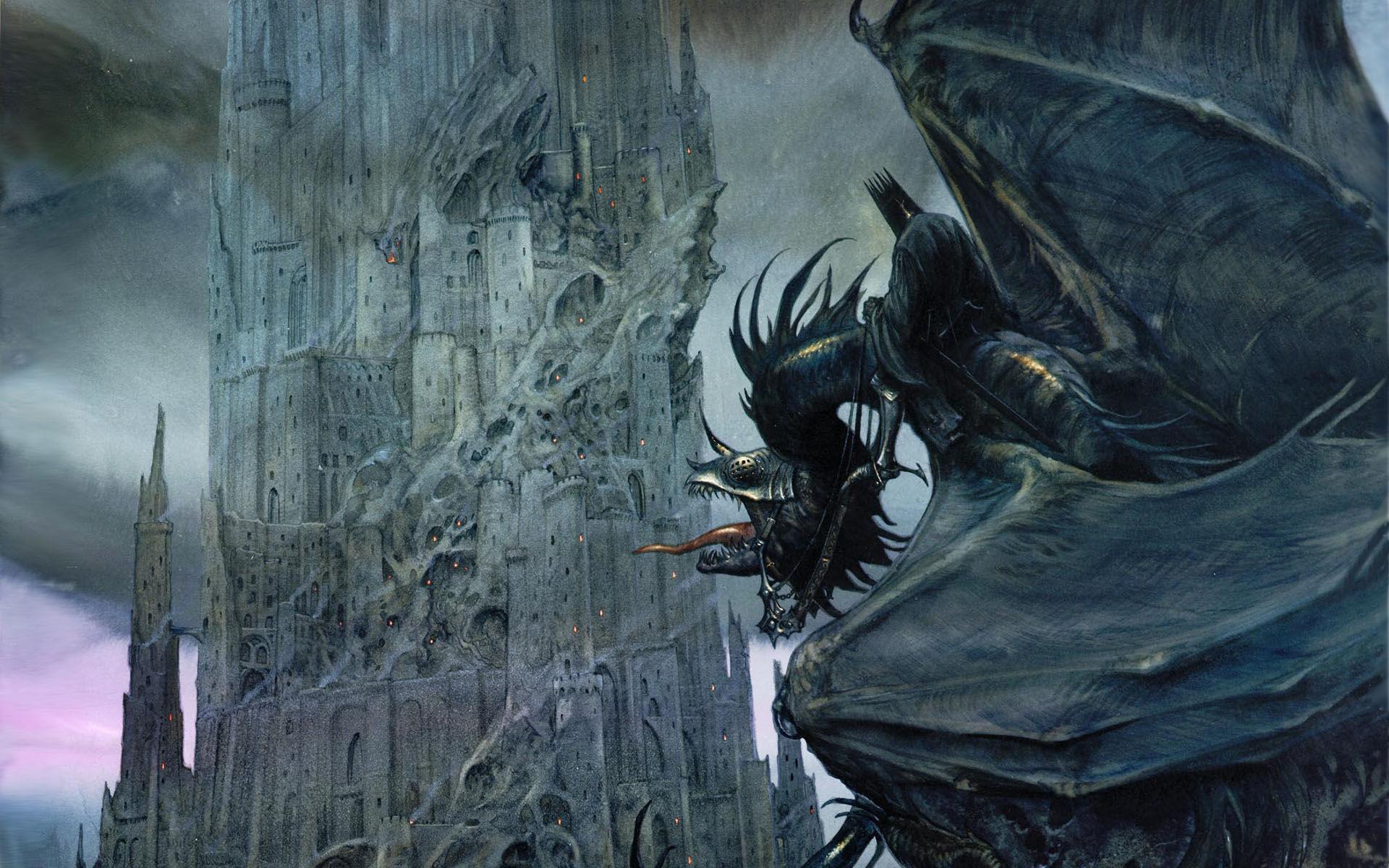 2539 - ¿Qué personaje de El Señor de los Anillos eres?