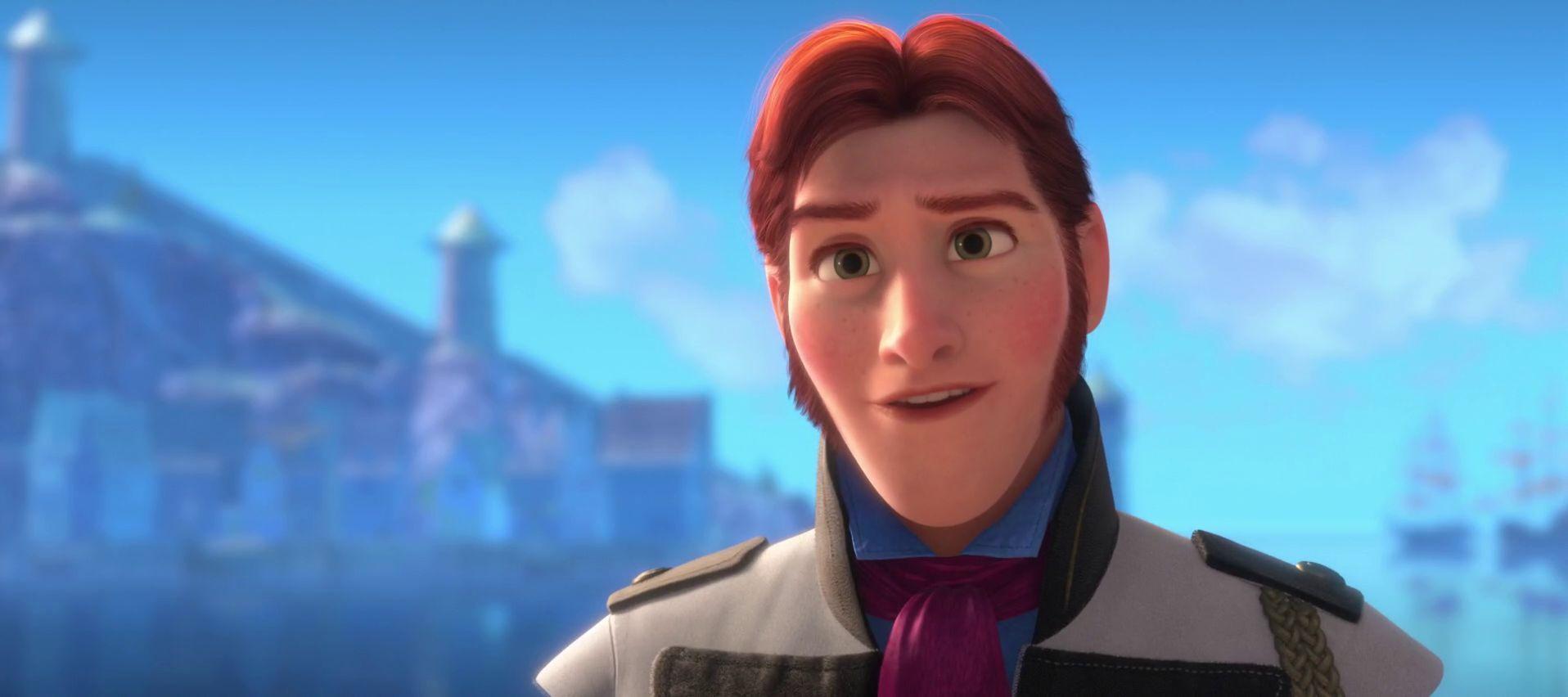¿De dónde es el príncipe Hans?