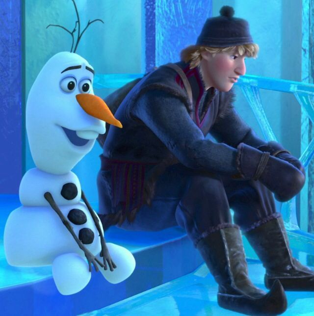 ¿Cuál es el sueño de Olaf?