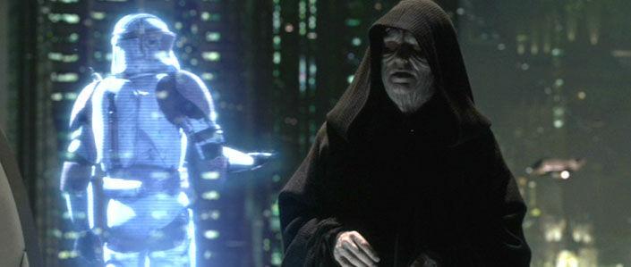 ¿Cúal era el nombre de la orden que acabó con los Jedi?