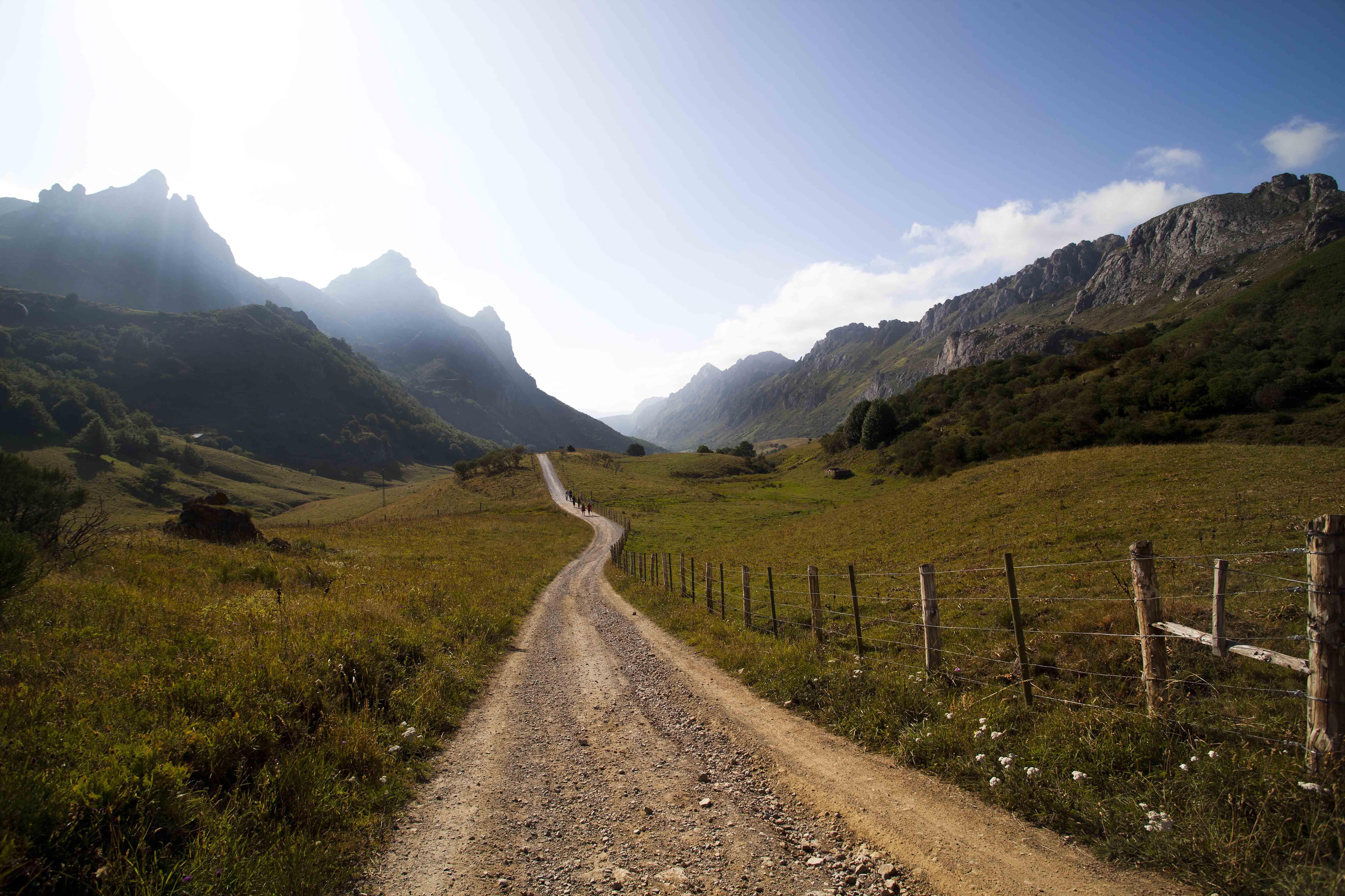 ¿En qué entorno te gusta más ir en bici?