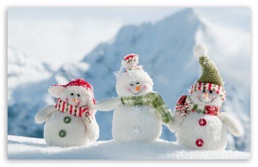 Extra: ¿Qué le dice un muñeco de nieve a otro?