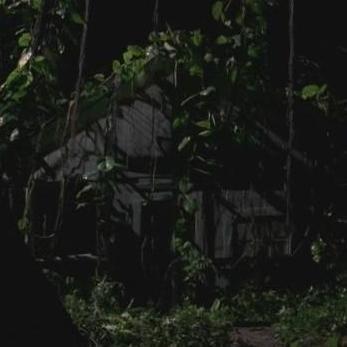 ¿Qué le dice Jacob a Locke cuando Ben le lleva a su cabaña?