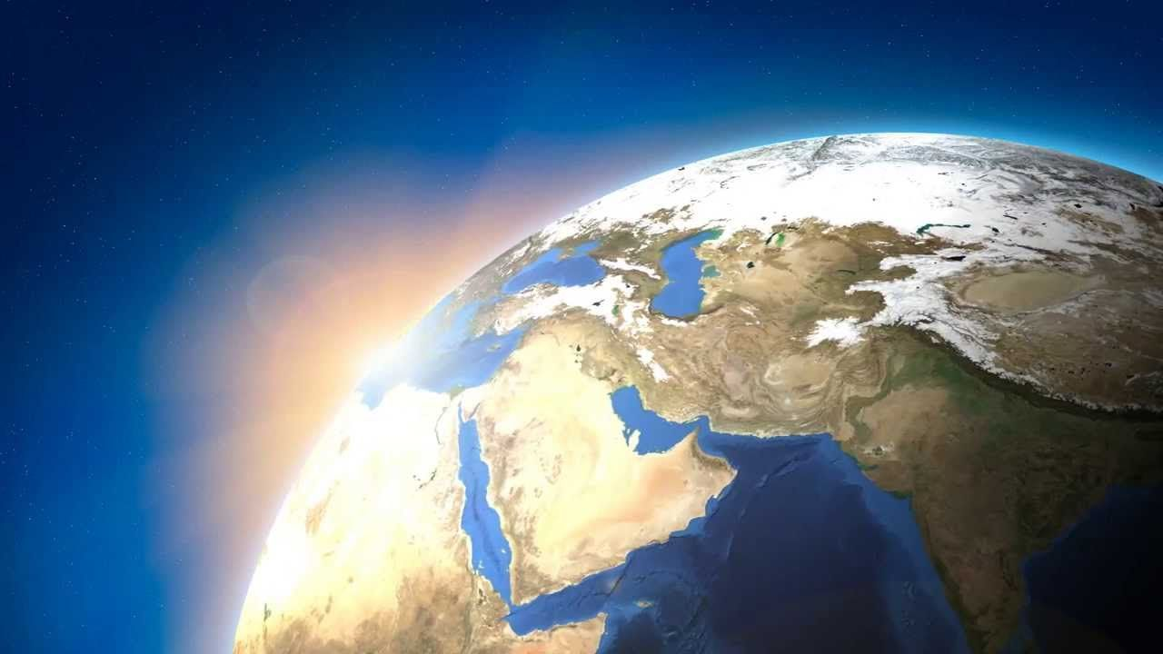 2550 - ¿Cuánto sabes del planeta tierra?