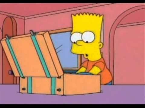 ¿Dónde NO ha viajado la familia Simpson?