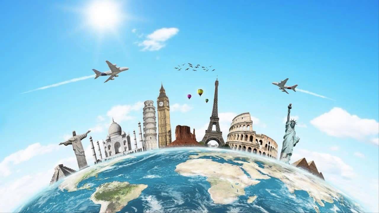 ¿Te gustaría viajar mucho?