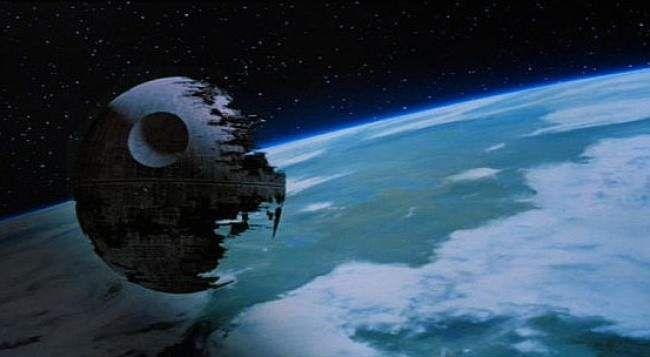 ¿Con que finalidad se estableció en la Segunda Estrella De La Muerte?