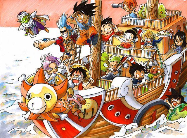 2778 - ¿Crees conocer muchos animes? Relaciona estos personajes con sus series.