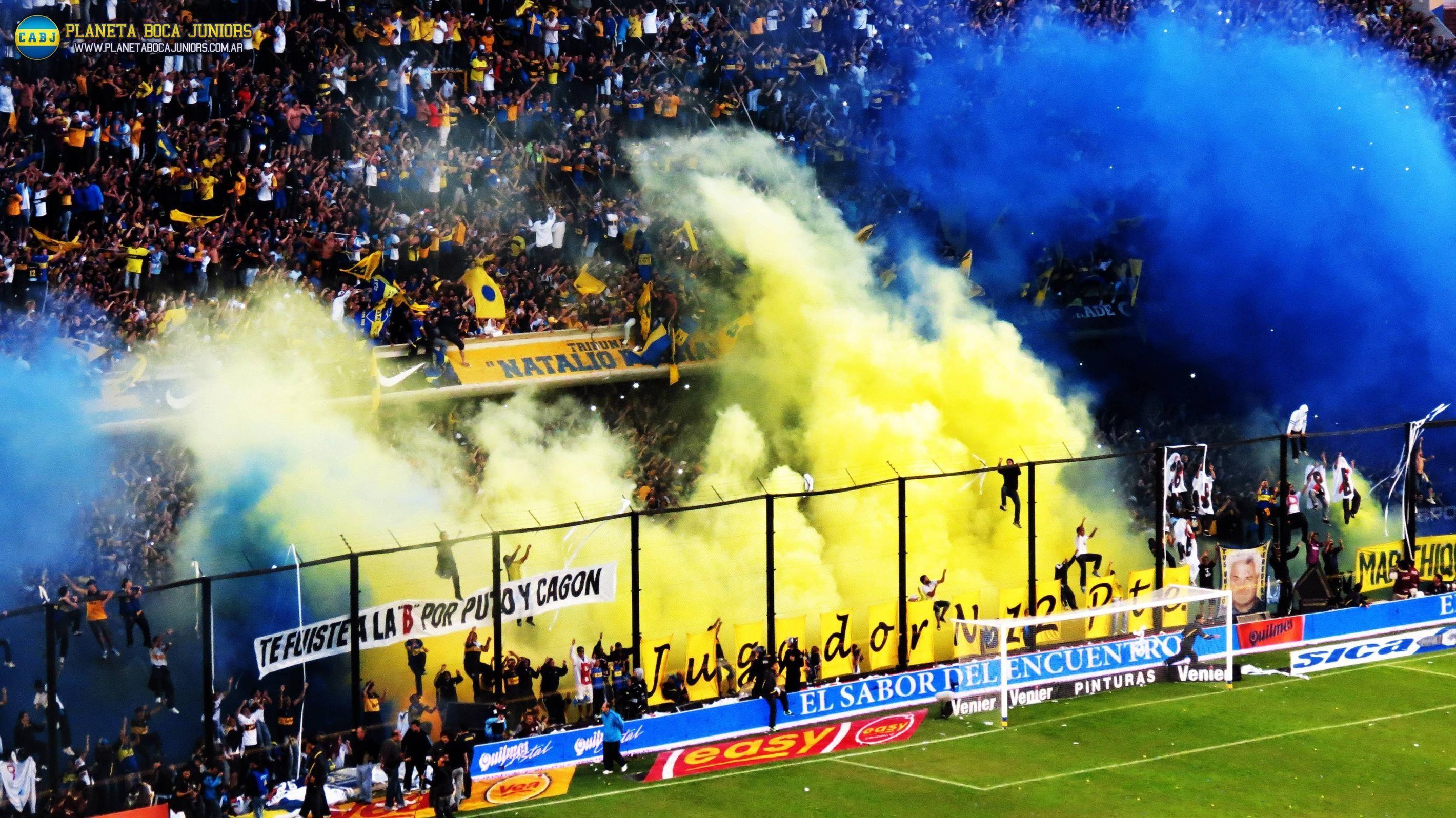 ¿Qué nombre recibía Boca Juniors en los antiguos PES?