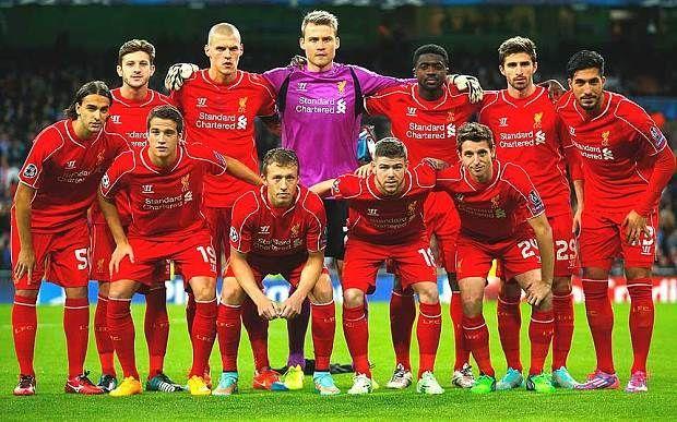 ¿Qué nombre recibía el Liverpool en el PES 6?