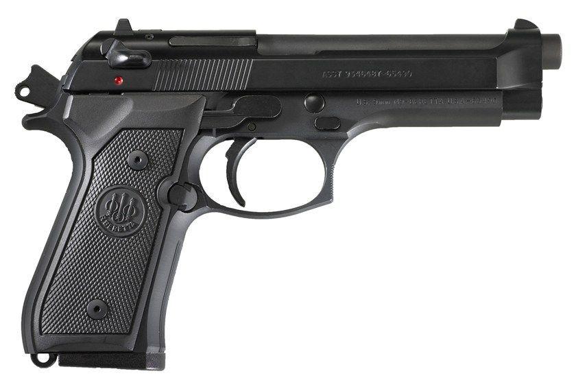 ¿Qué pistola es esta?