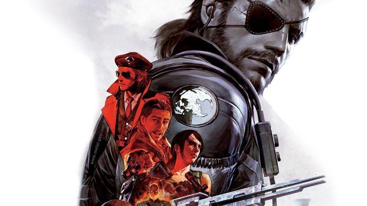 2786 - ¿Cuánto sabes de Metal Gear Solid?