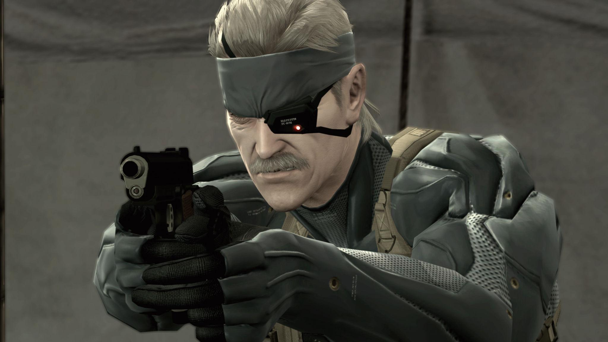 ¿Por qué se suicida Solid Snake?
