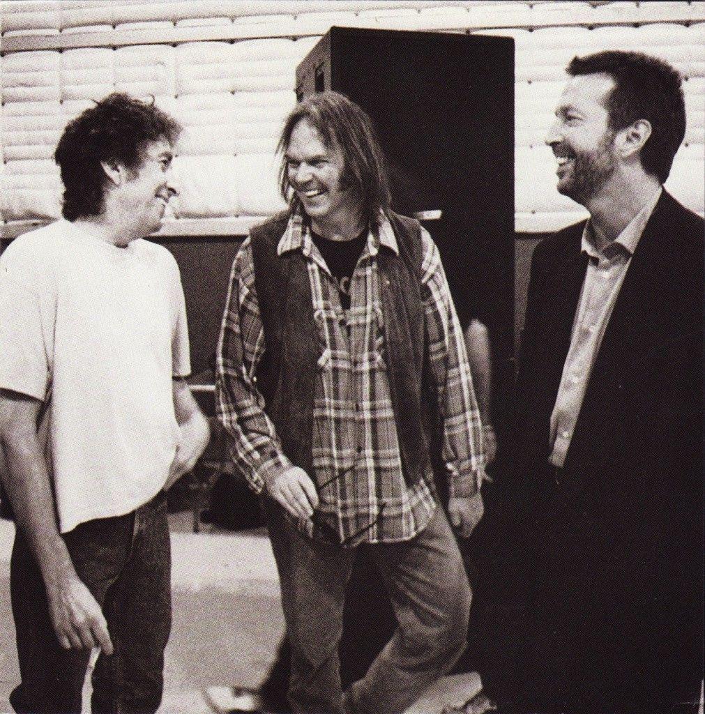 ¿Qué canción de Neil Young siempre odió de  Bob Dylan a pesar de agradarle el artista?