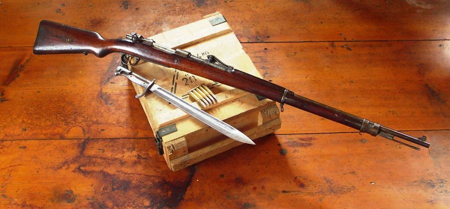 ¿Qué fusil de cerrojo es este?