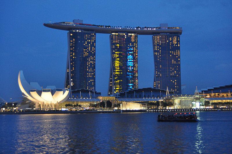 ¿Qué está prohibido en Singapur?