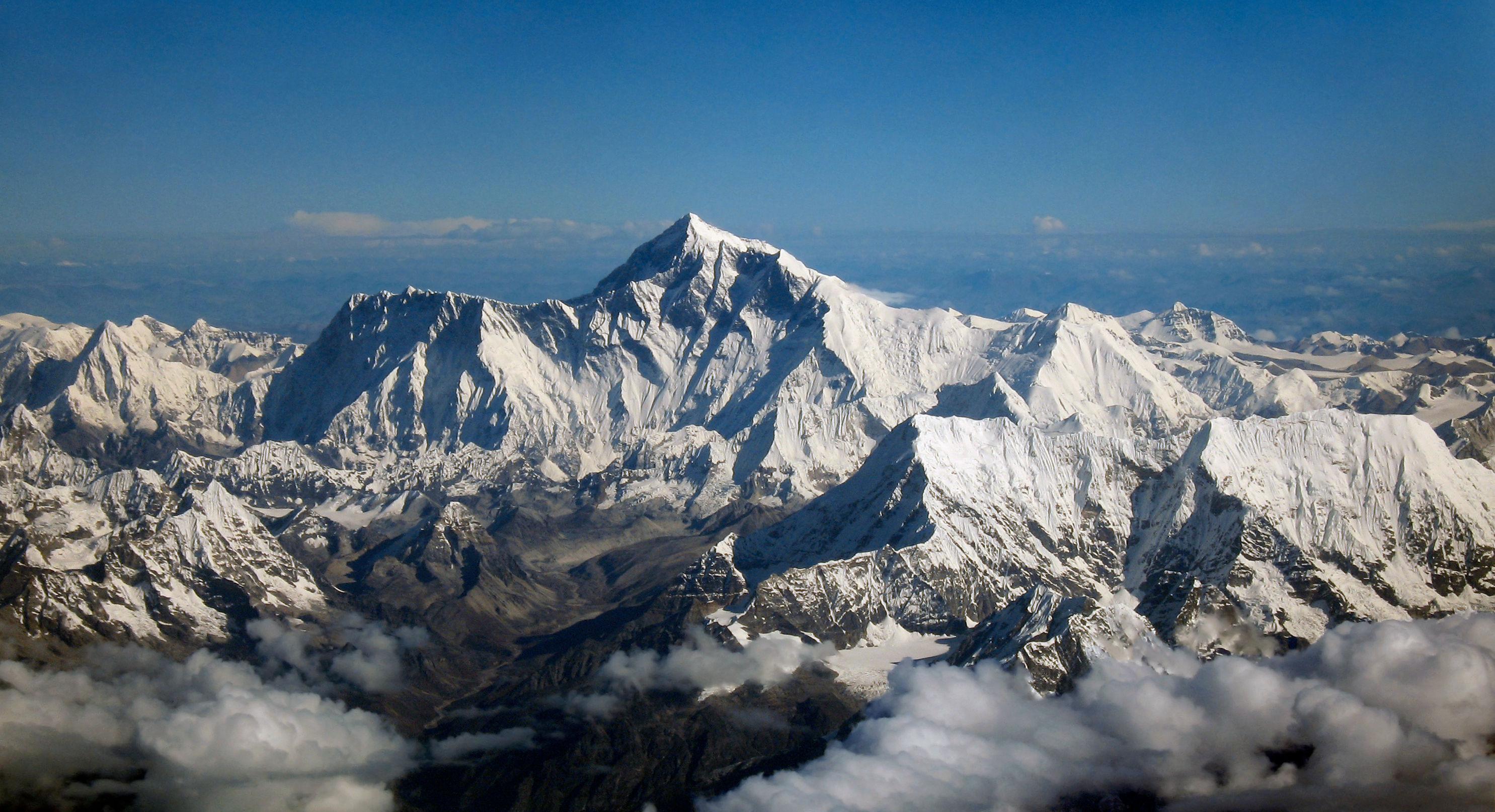 2847 - ¿Cuánto sabes del Everest?
