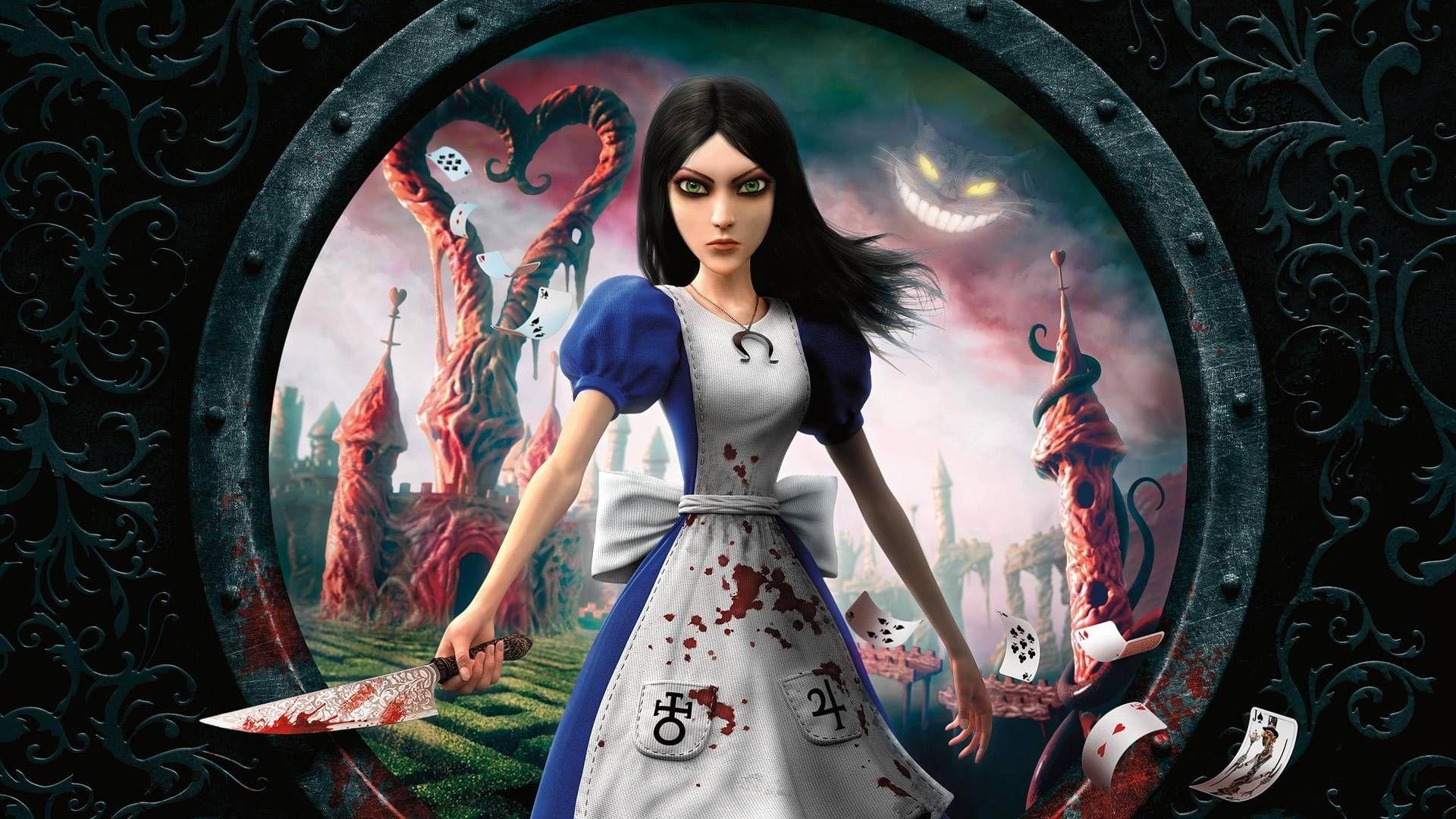 2858 - ¿Cuánto sabes del videojuego 'Alice Madness Returns'?