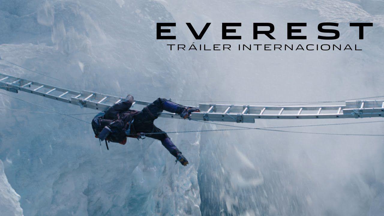 ¿Cuántos films se han hecho basándose en el Everest?