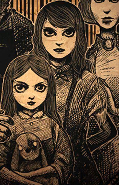 ¿Cómo se llama la hermana de Alice?