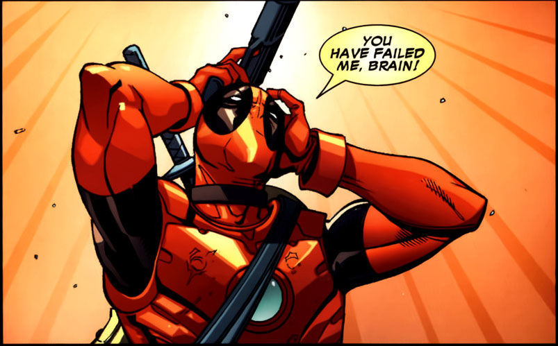 ¿Por qué la mente de Deadpool no sucumbe ante los poderes mentales?