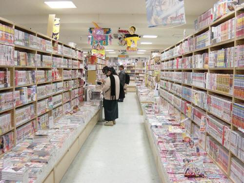 ¿Conoces alguna tienda que vende manga en tu ciudad?