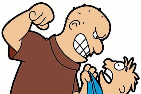 Un colega tuyo está siendo agredido por otra persona. ¿Qué haces?