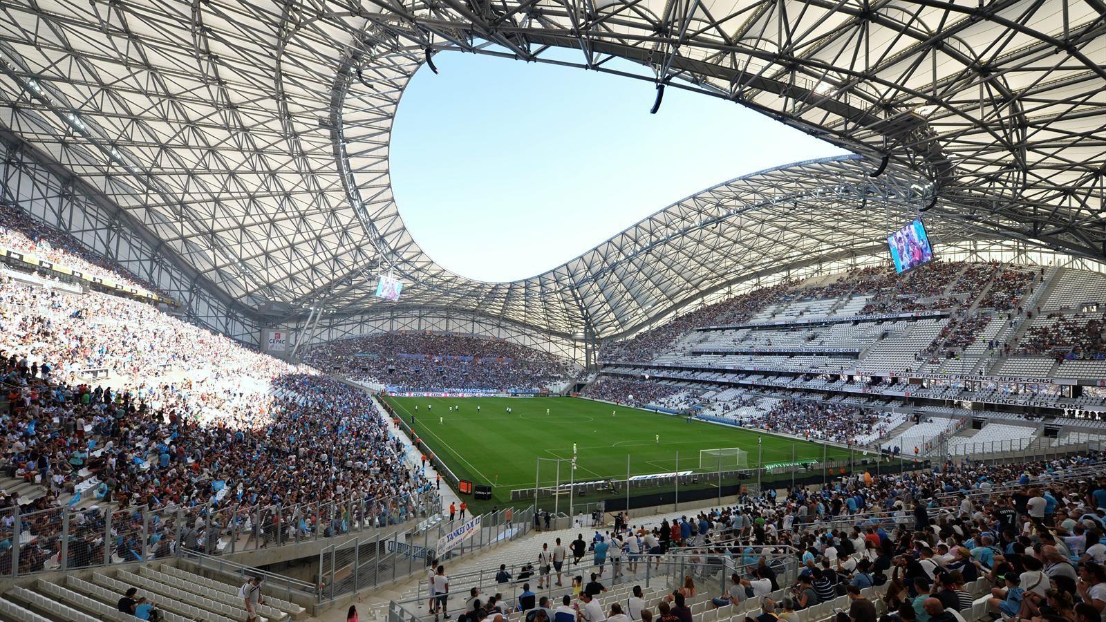 ¿Quién juega en el Stade Vélodrome?