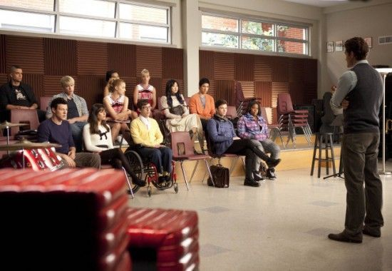 ¿Cuál de los siguientes no ha dirigido un Glee Club?