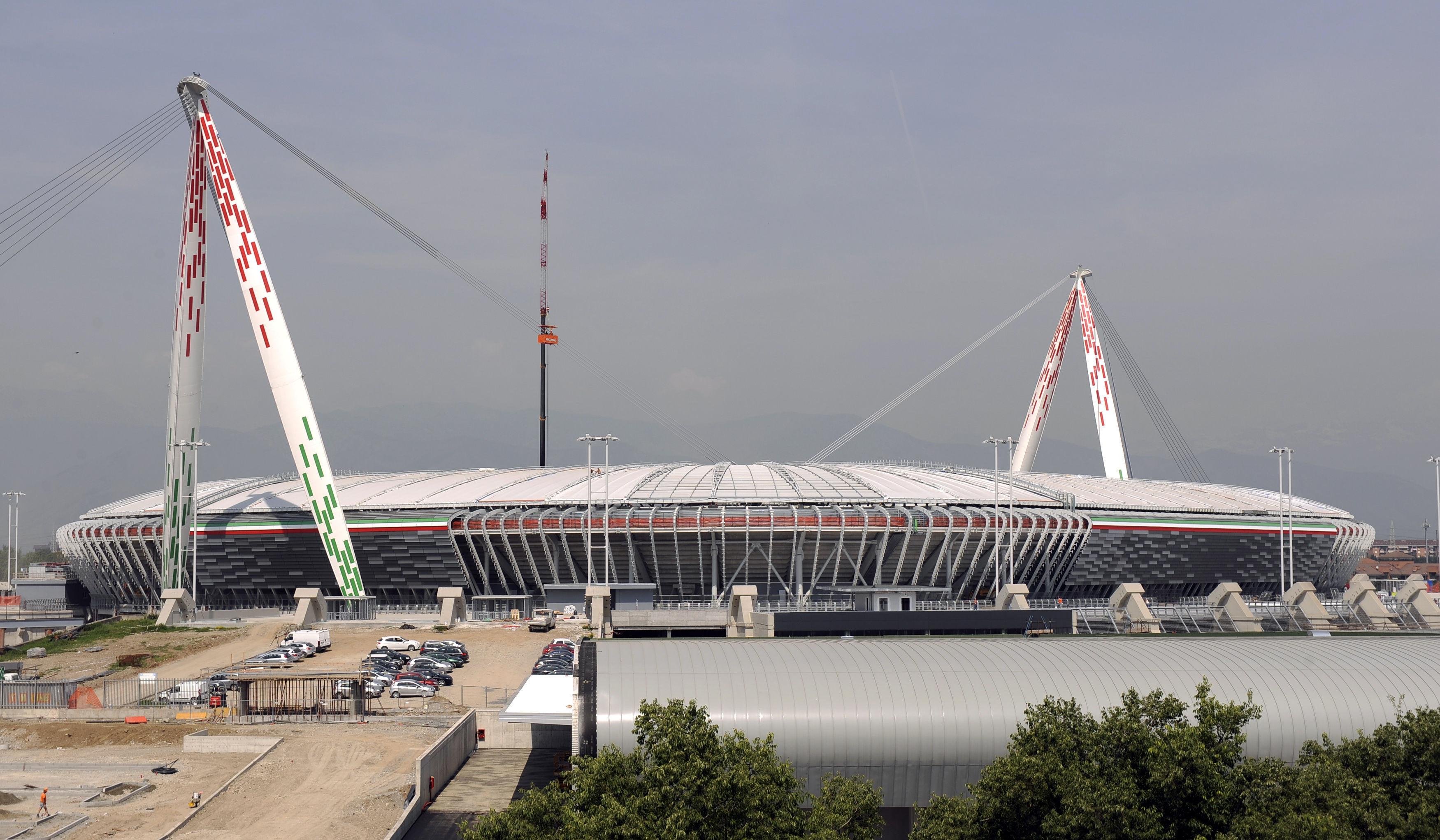 ¿Quién juega en el Juventus Stadium?