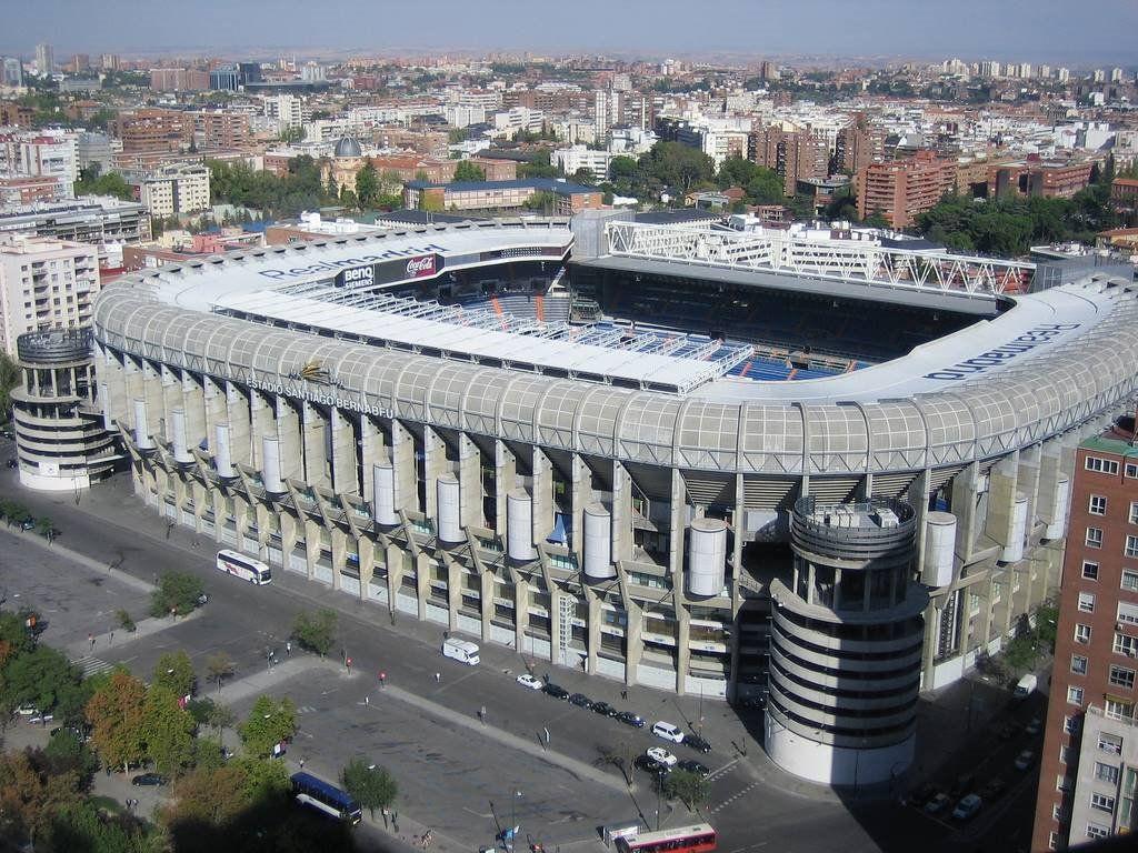 ¿Quién juega en el Santiago Bernabéu?