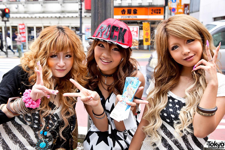 2960 - ¿A qué tribu urbana japonesa perteneces?