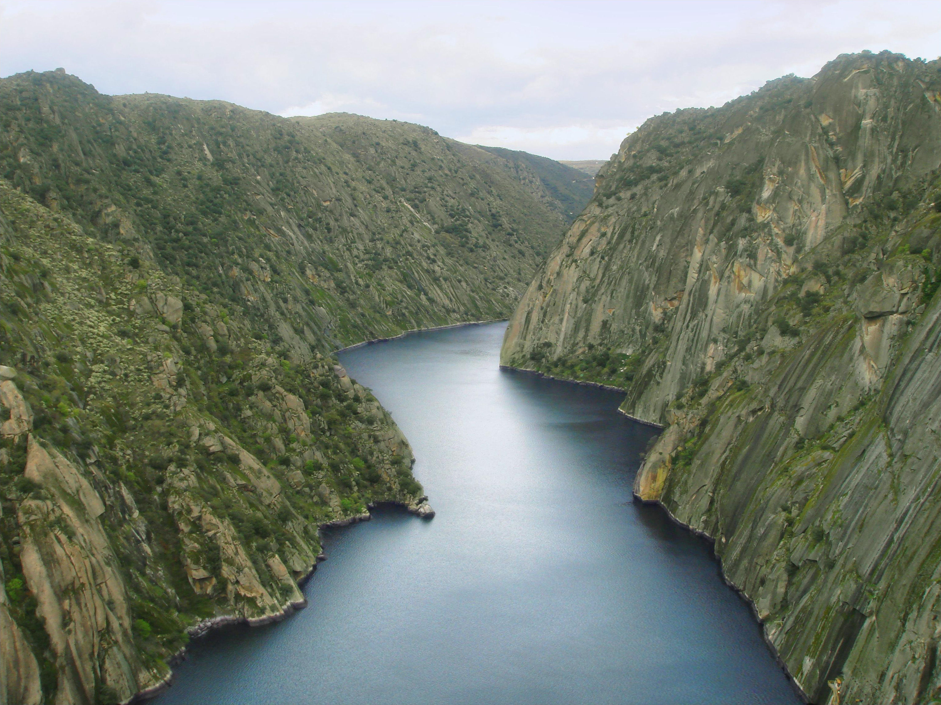 Y... ¿cuál es el río más caudaloso de la península?
