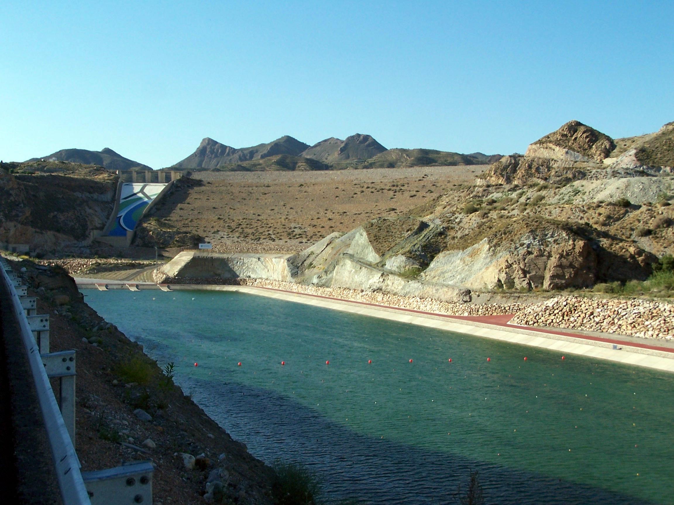 En qué provincia podemos situar el río Almanzora