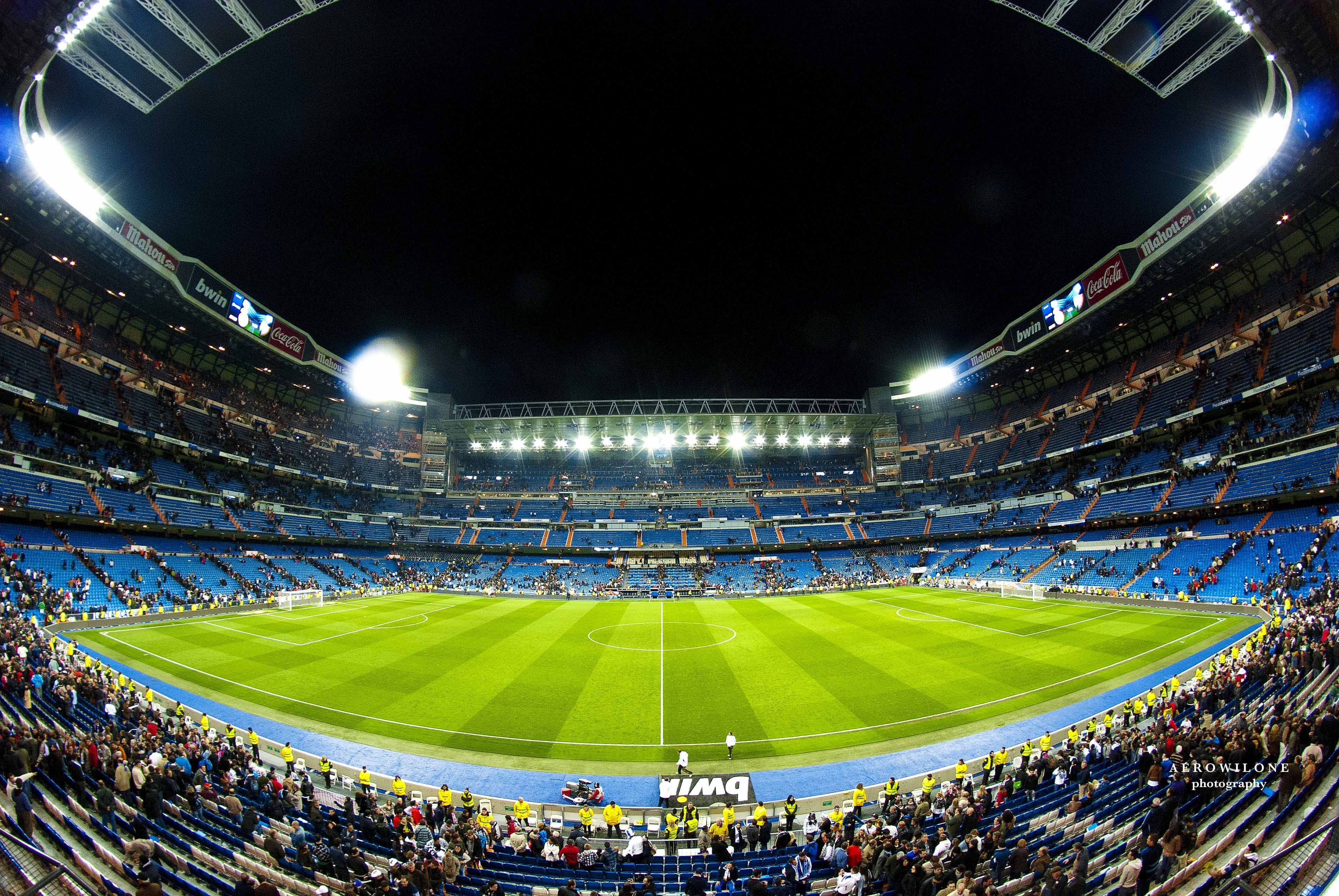 3040 - ¿Cuánto sabes de estadios de futbol? [Versión LFP]