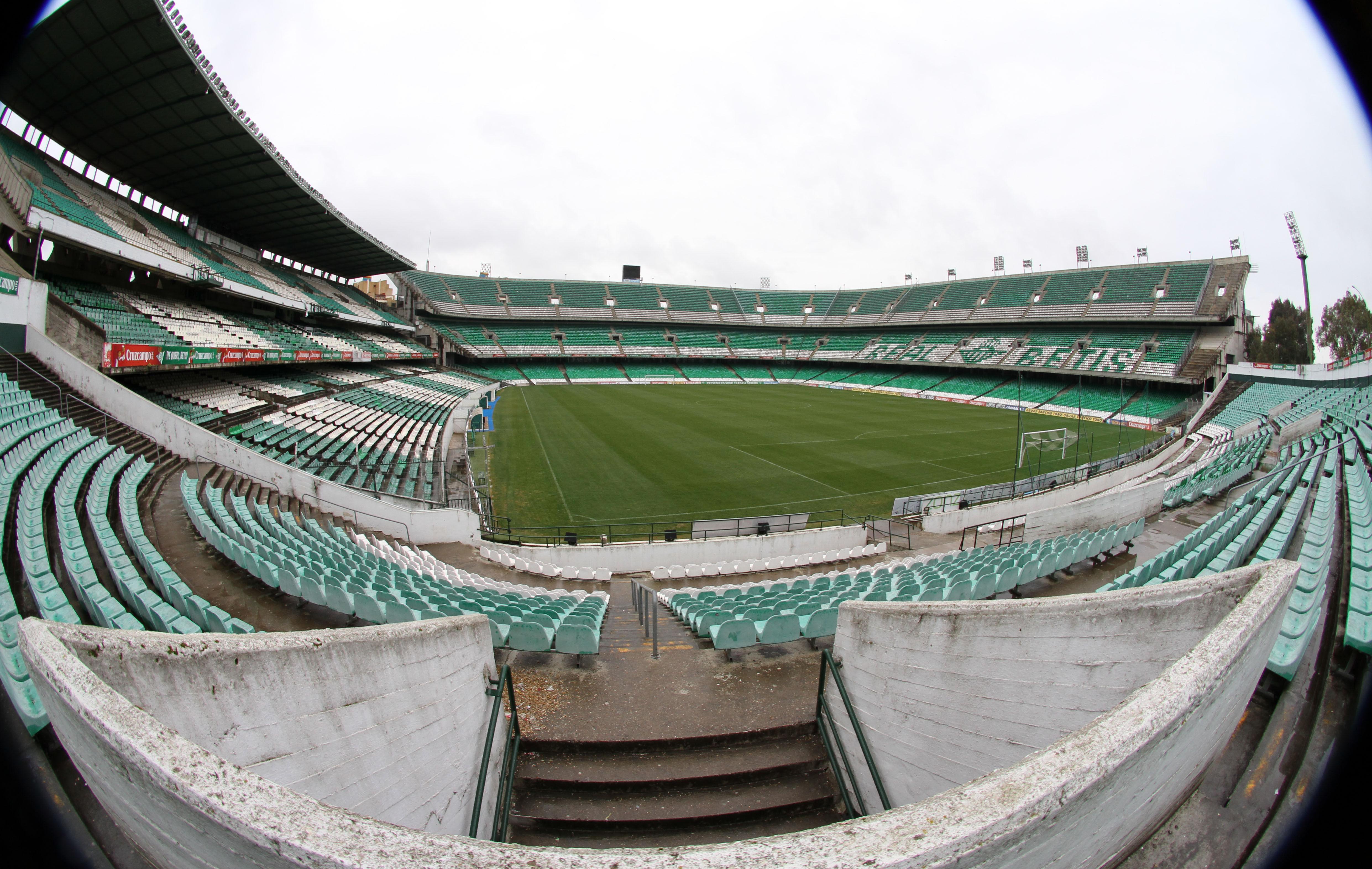 ¿Cómo se llama el estadio del Real Betis Balompié?