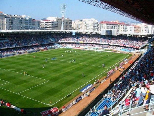 El estadio que recibe el nombre de Balaídos es el del...