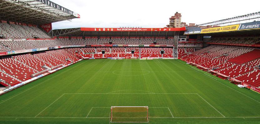 ¿Cuál es el estadio con menos capacidad de la liga BBVA?