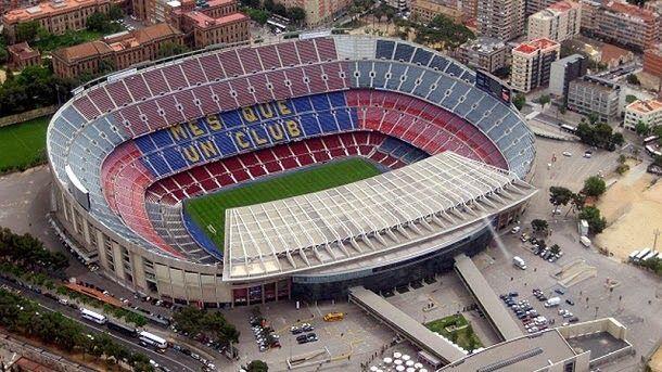 ¿Cómo se llamó por primera vez al campo del F.C Barcelona
