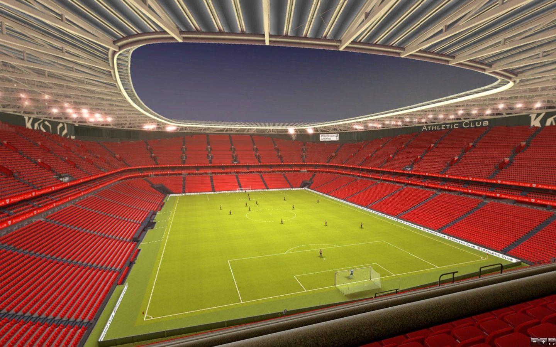 ¿Cuál es el estadio más nuevo de 1a División?