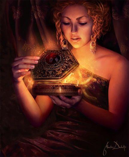 ¿Por qué abrió Pandora la caja que Zeus le había regalado?