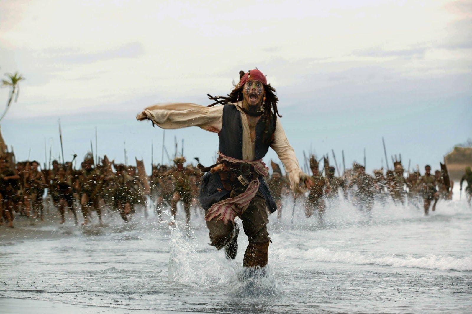 3065 - ¿Eres un verdadero pirata? Test de Piratas del Caribe