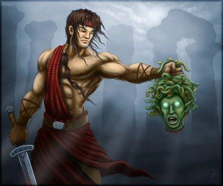 ¿Cómo acabó Perseo con Medusa?