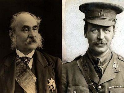 ¿Qué establecen el tratado de Londres de 1915 y el tratado Sykes-Picot de 1916?