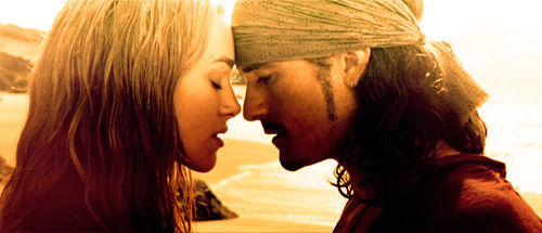 ¿En qué película no aparecen estos dos enamorados?