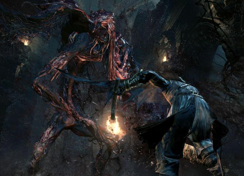 ¿Cuantos jefes opcionales hay en Bloodborne? (Contando la reina Pthumeria)