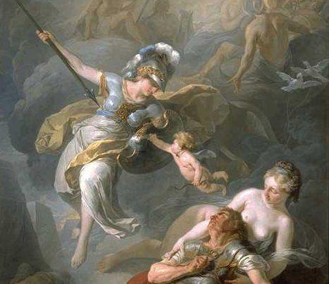 Sexta, va que solo quedan pocas: ¿De dónde nació Atenea?